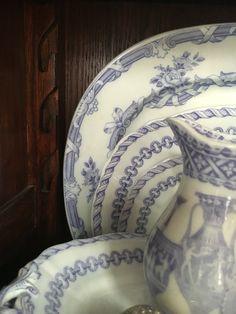 My favourite designs  Alhambra, Armenia, Ischia Petrus Regout