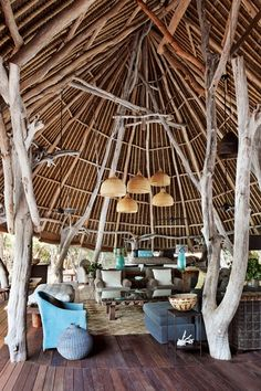 In an archipelago just off the coast of Mozambique, the owners of this beachside retreat have created a spectacular lodge that typifies barefoot luxury, while sustaining and conserving the island's rich natural heritage.
