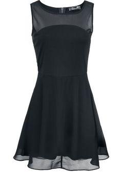 Skater Dress von Black Premium by EMP