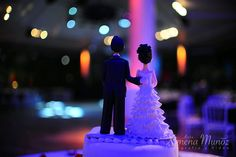 Torta Matrimonio / wedding cake / Pastelería Candelle, Chile