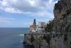 5 Must-See Towns on Italy's Stunning Amalfi Coast: Atrani, Small Village on the Coast near the Town of Amalfi