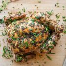 Sean Brock ---Try the Simple Roast Chicken with Lemon and Herbs Recipe on Williams-Sonoma.com