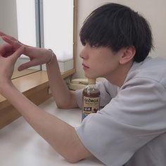 Korean Hairstyle Long, Korean Long Hair, Japanese Hairstyle, Style Hairstyle, Korean Hairstyles For Men, Ulzzang Hairstyle, Cute Japanese Guys, Cute Asian Guys, Japanese Boy