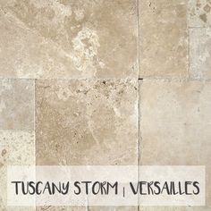 Incredible Travertine savings of over on this Tuscany Storm Versailles pattern tile. Check out our other tiles.