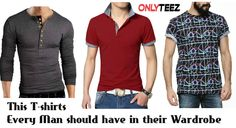 Only Teez- one of the leading #t shirts #manufacturers and t shirts #suppliers of highest quality #wholesale t shirts for #men and #women  http://www.onlyteez.com/