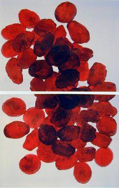 "Victor Landweber, ""Red Hot Dollars"" (1978) | Photograph | dye diffusion transfer prints"