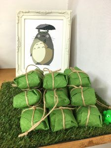 totoro themed party