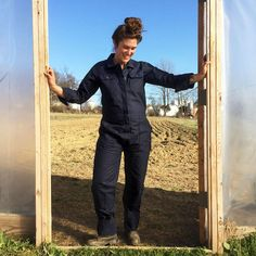 The Handyma'am Coverall http://www.rodalesorganiclife.com/home/serious-workwear-for-women-that-looks-seriously-cool