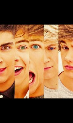 ONE DIRECTION *___*