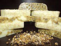 Χειροποίητο Σαπούνι Χαμομήλι Handmade Chamomile