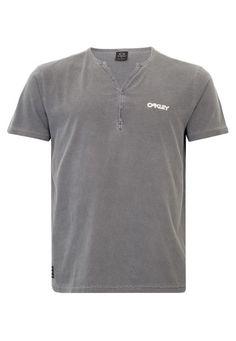 Camiseta Oakley Mod Tread Sp Jet Cinza - Compre Agora | Dafiti Brasil