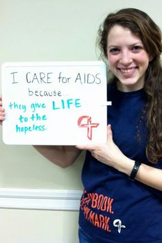 I CARE for AIDS