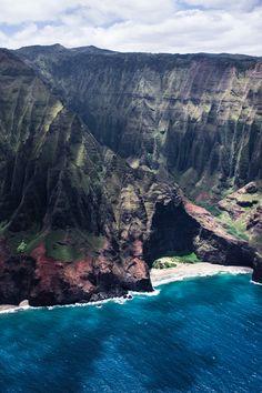 Napali Coast, Kauai #ilovekauai