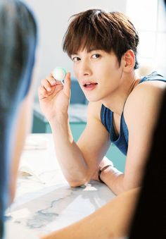 I want to have his babies Ji Chang Wook Smile, Ji Chang Wook Healer, Ji Chan Wook, Hottest Male Celebrities, Korean Celebrities, Celebs, Korean Star, Korean Men, Drama Korea