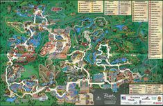 Image result for busch gardens park map