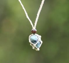 Peruvian Opal Macrame Necklace – Moonstone Felt And Crystals Quartz Crystal Necklace, Crystal Pendant, Crystal Jewelry, Pendant Jewelry, Macrame Necklace, Macrame Jewelry, Felt Fairy, Peruvian Opal, Buy Crystals