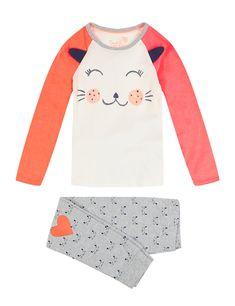 Pure Cotton Stay Soft Pyjamas (1-8 Years)