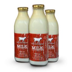 Red Cow Dairies Milk scores a total quality rating of out of 10 based on the operational integrity, provenance and ethical practices of the Red Cow Dairy. Success Story, Product Review, Tasmania, Cows, 2000s, Hot Sauce Bottles, Fertility, North West, Lush