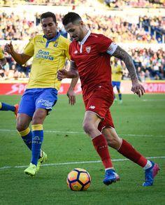 Vitolo  en Las Palmas 0 - Sevilla 1