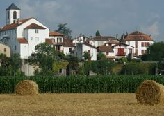 Le village de Saint-Palais