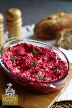 Salatalar ve Mezeler | Pancar Mezesi | Lezzet Yolu | Denenmiş Resimli Yemek Tarifleri, Mekanlar, Haberler, Şefler ve Daha Fazlası