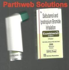 Combimist (Salbutamol And Ipratropium Bromide Inhaler)