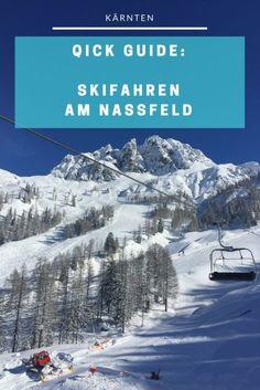 Skifahren am Nassfeld - eine Tour durch das größte Skigebiet in Kärnten