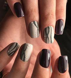 Маникюр | Видео уроки | Art Simple Nail #beautynails