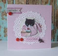 Little Meow Collection Cardmaking, Dog Cat, Paper Crafts, Frame, Projects, Cards, How To Make, Inspiration, Collection