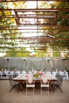 Vineyard Wedding Decorations 7 | Weddingbells.ca