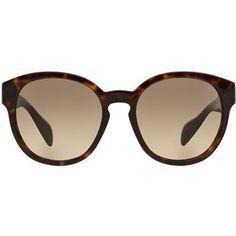 Prada PR 18RS 56 Sunglasses