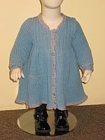 Child's Knitted Smock Coat