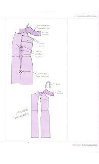 Costura,Patrones y mucho mas: Libro de Oro Hermenegildo Pekinese, Sewing Class, I Love Fashion, Pattern Making, Sewing Tutorials, Quilt Patterns, Hermes, Charts, Crochet