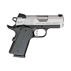 """Springfield EMP 1911 Micro, Compact, 40 S&W, 3"""" Barrel - Hunting And ShootingHunting And Shooting"""