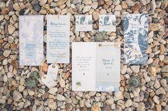 #hochzeitspapeterie Grün geschminkt: Tipps für euer natürliches Braut Make-Up | Hochzeitsblog The Little Wedding Corner