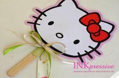 hello kitty invitations - Google Search