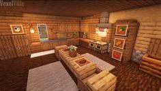 Minecraft Bakery, Minecraft Kitchen Ideas, Minecraft Farm, Minecraft Cottage, Minecraft House Tutorials, Minecraft Modern, Minecraft Castle, Minecraft Plans, Minecraft House Designs