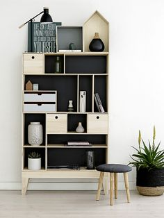 Cool storage by Bloomingville | Room and Bloom Homewares