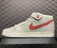 6359df3f668e This Nike SB Dunk Mid White Widows are the perfect pair to spark up your  collection