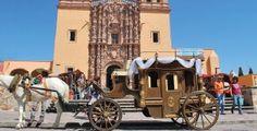 Classic Transportation at Dolores Hidalgo