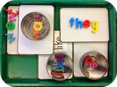 Joyful Learning In KC: Word Work Making Words