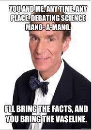 Bill Nye kicks Ken Ham's ass!!