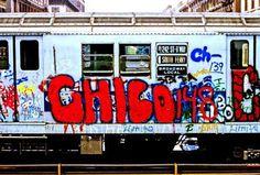 1970s graffiti pics - Photo: Keith Baugh