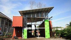 conjunto residencial contenedores - Buscar con Google