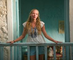 Dream Role: Amanda Seyfried as Sophie in Mamma Mia