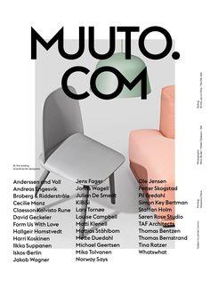 Muuto Catalogue - Autumn 2015 - Back