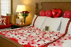 Bedroom Ideas For Anniversary Top Romantic But Cheap - Romantic bedroom decorating ideas for anniversary