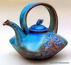 Seramik Çaydanlık