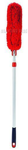Telescopic-Microfibre-Duster-Extendable-Dust-Cleaner-Aluminum-Pole-Rotated-Head