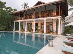 Eraeliya Villas & Gardens, Small Villas, Weligama, (€€€) open all year - SURF SOUTH SRI LANKA